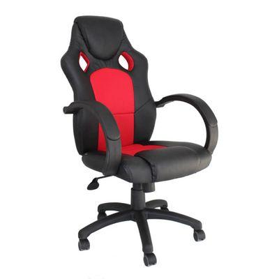 Cadeira-Office-Racer-Preta-e-Vermelha