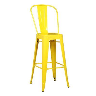 banqueta-iron-alta-com-encosto-amarelo