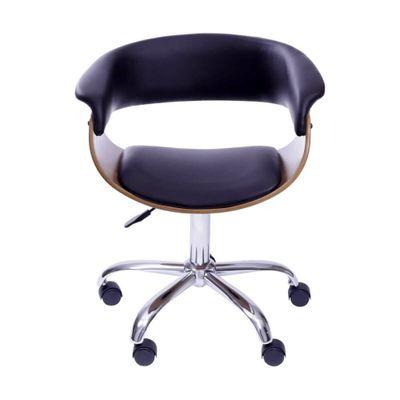 cadeira-rodizio-elba-preta-frente