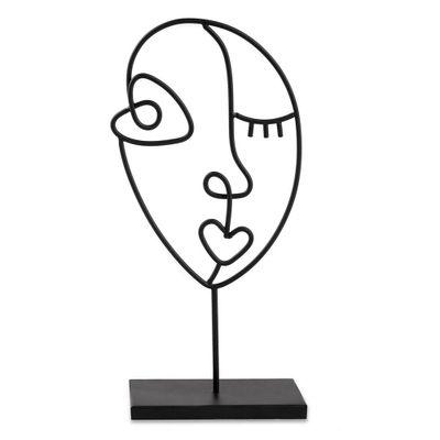 escultura-preta-em-metal-12465