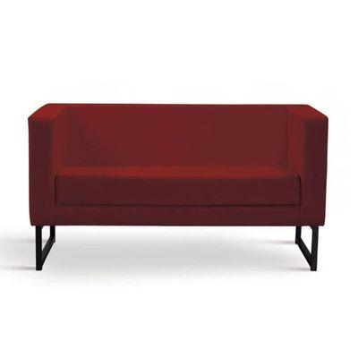 sofa-dafne-2-lugares-vinho-frente