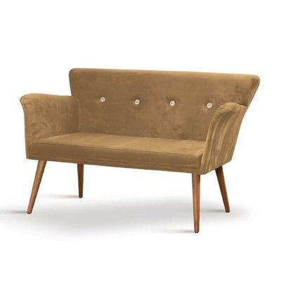 sofa-mickey-2-lugares-dourado-lateral