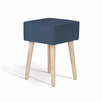 puff-box-azul-marinho-base-madeira