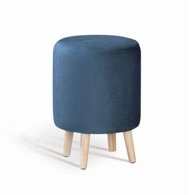 puff-rolha-azul-marinho-base-madeira
