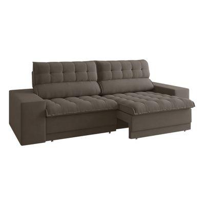 Sofa-Carmel-250-Velosuede-Marrom