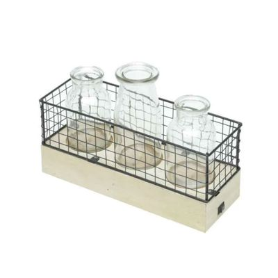 Luminaria-MDF-Metal-Vidro-Cage-Preto-235X85X105cm