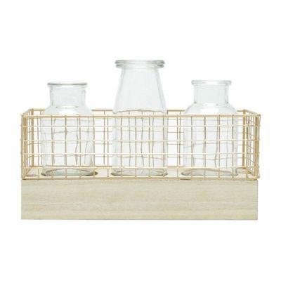 Luminaria-C-Led-MDF-Metal-Vidro-Cage-Dourada-235X85X105cm