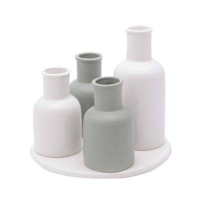 Jogo-de-Vaso-Porcelana-Cute-Bottle-Branco-Verde-16X15X16cm-b