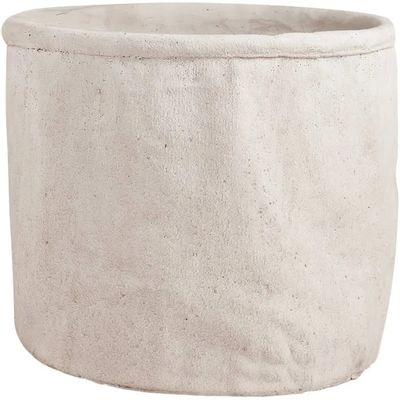 Cachepot-Branco-em-Cimento
