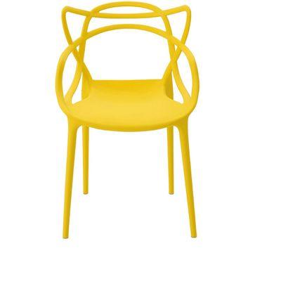Cadeira-Allegra-Amarelo-Claro-frente
