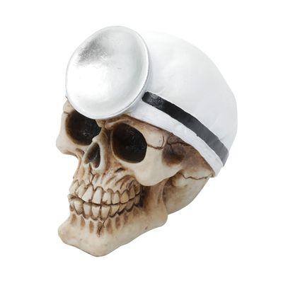 Caveira-Resina-Doctor-Head-Mirror-Branco-15X105X13cm-44191_B