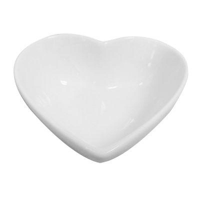 Porta-Aneis-Porcelana-Basics-Heart-Branco-87X87X38cm-44524_A
