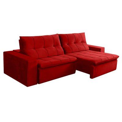 Sofa-Invictus-230-Vermelho-TA06