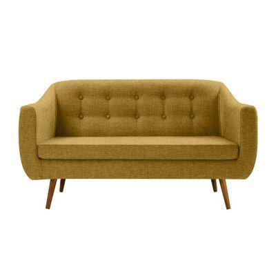sofa-2-lugares-mimo-base-castanho-linho-amarelo-T1132