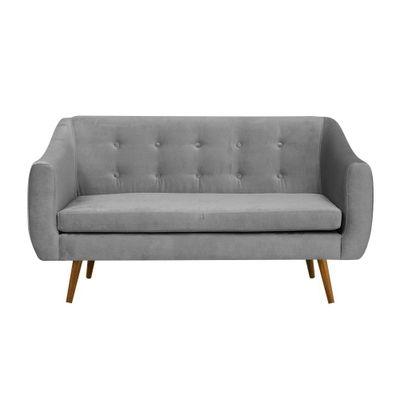 sofa-2-lugares-mimo-base-castanho-veludo-prata-T0062