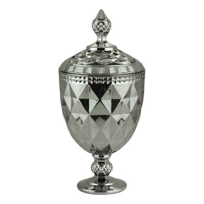 potiche-decorativo-com-pe-de-cristal-diamond-cinza-metalizado-15x32cm-7772_B