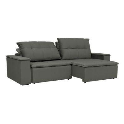 sofa-retratil-reclinavel-muller-chumbo-sk0153-outlet