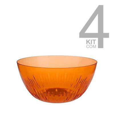 kit-4-saladeira-de-acrilico-laranja-home-collection-664411
