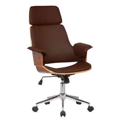 Cadeira-Office-Coimbra-com-Rodizio-PU-Marrom-outlet-home-office