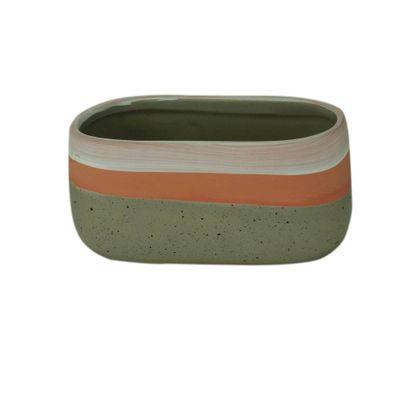 cachepot-ceramica-rose-stripe-cinza-135x75x65cm-44376_A