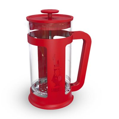 Cafeteira French Press Smart Vermelho 1L