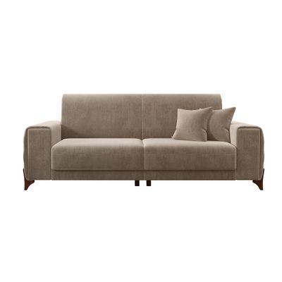 Sofa-Matteo-Veludo-Light-Marrom-Outlet