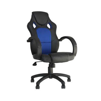 Cadeira-Racer-Preta-Azul-Outlet