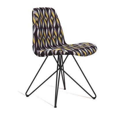Cadeira-Eames-Linho-Preta-Base-Butterfly-Preta-TC35
