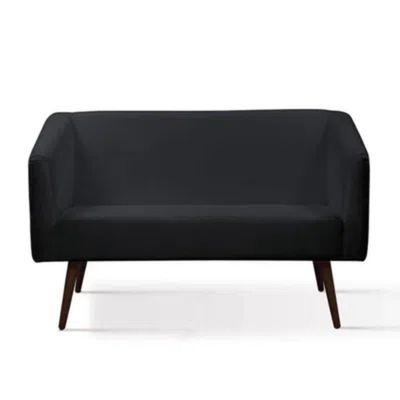sofa-2-lugares-rock-veludo-preto-frente