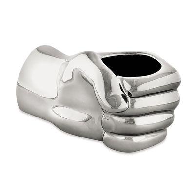 Cachepot-Mao-Ceramica-Prata-13002