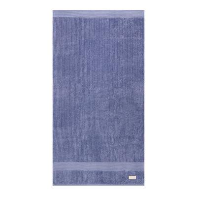 Toalha-Banho-Fio-Penteado-Canelado-70-140-Azul