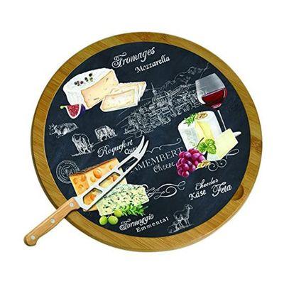 Jogo-para-Servir-com-2-Pecas-World-Cheese-Preto-0423904-01