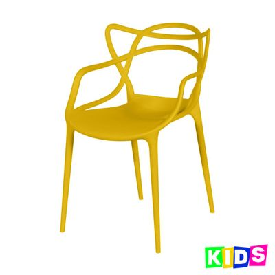 cadeira-allegra-infantil-amarela-infantil