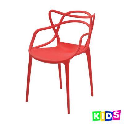 cadeira-allegra-vermelha-infantil