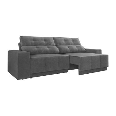 Sofa-4-Lugares-Jaguar-Assento-Retratil-e-Reclinavel-Grafite-230m