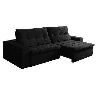 Sofa-Invictus-180-Preto-TA12