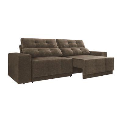 Sofa-4-Lugares-Jaguar-Assento-Retratil-e-Reclinavel-Marrom-230m