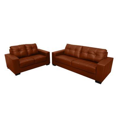 conjunto-sofa-doha-2-3-lugares-couro-conhaque
