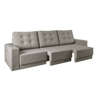 Sofa-Boston-220-Velosuede-Areia