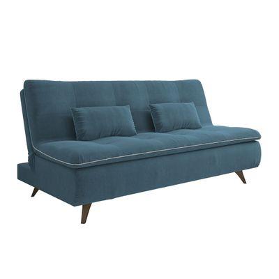 Sofa-Cama-Maiara-195-Veludo-Azul-Marinho-8336-outlet