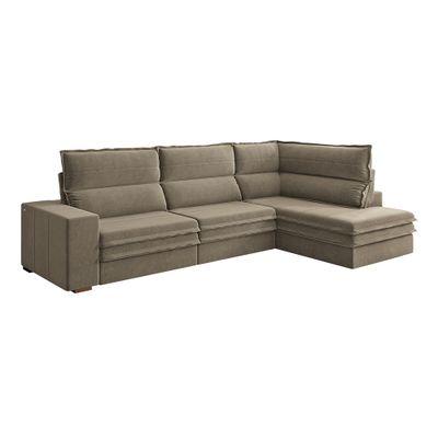 Sofa-Campestre-Canto-294-Veludo-Castor-9182-outlet