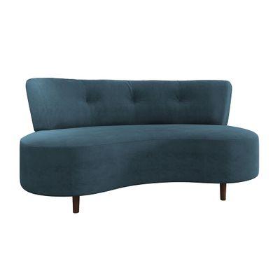 Sofa-Lenox-135-Veludo-Azul-Marinho-8336-outlet