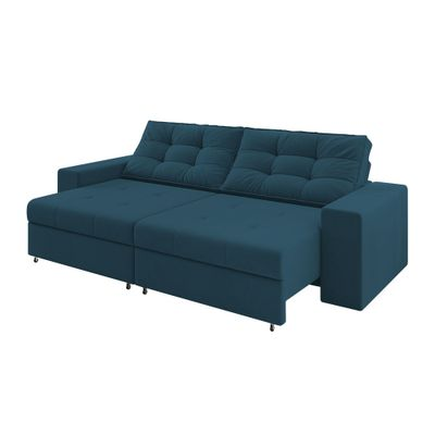 Sofa-Mississipi-Plus-180-Veludo-Azul-Marinho-9186-outlet-retratil-reclinavel-2