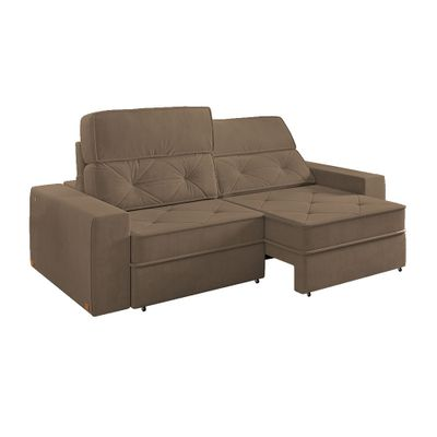Sofa-Prescott-Canto-280-Veludo-Chocolate-9184-outlet-reclinavel-retratil