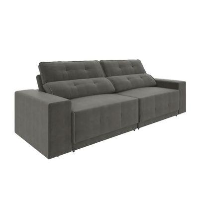 Sofa-4-Lugares-Jaguar-Assento-Retratil-e-Reclinavel-Cinza-230m--L--B