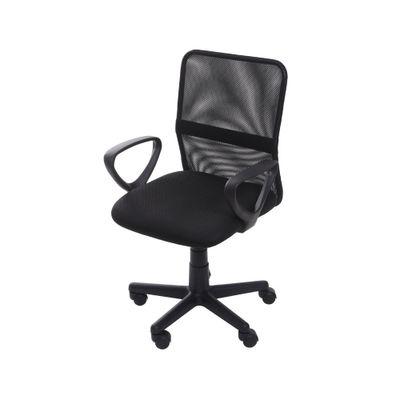 Cadeira-Office-Dublin-com-Rodizio-Tela-Preto-OR-3325
