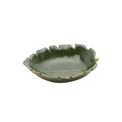 Folha-Decorativa-Banana-Leaf-Ceramica-Verde-16x12cm-4331_A