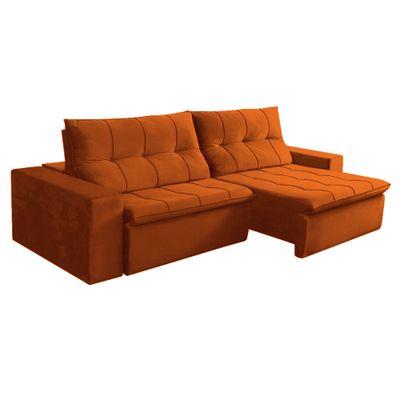 Sofa-Invictus-180-Terracote-TA08