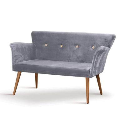 sofa-mickey-2-lugares-prata-lateral