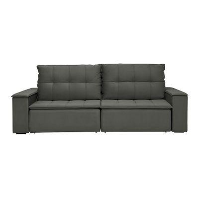 sofa-retratil-reclinavel-muller-chumbo-sk0153-outlet-frente